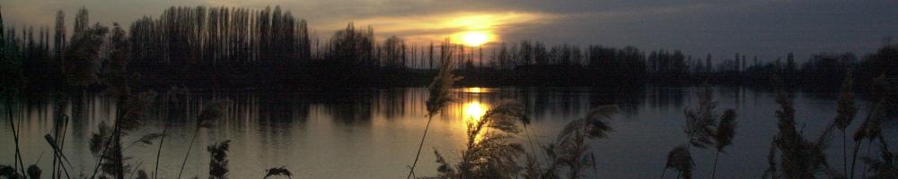 tramonto al parco etnografico